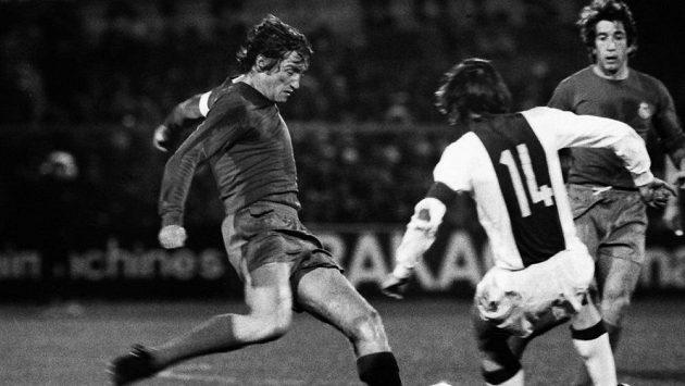 Španělský fotbalista Ignacio Zoco na fotografii z roku 1973.