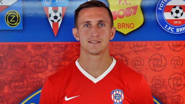 Slovák Damián Bariš posílil Zbrojovku Brno.
