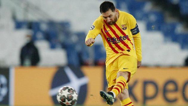 Fotbalisté PSG vyřadili v osmifinále Ligy mistrů slavnou Barcelonu