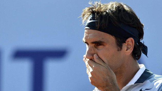 Roger Federer je podle svých slov už zase v pohodě.