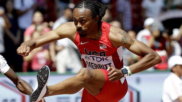 Aries Merritt je po transplantaci ledviny, ale už vyhlíží olympiádu.