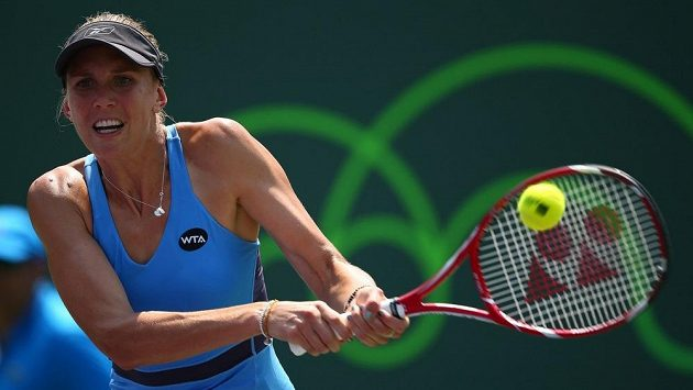 Nicole Vaidišová se v srpnu vrátí na tenisové turnaje do Čech.