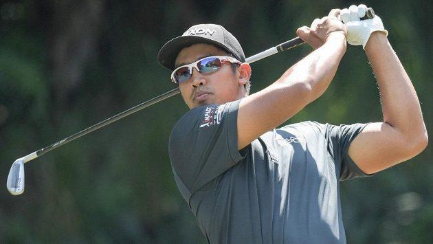 Golfista Arie Irawan.