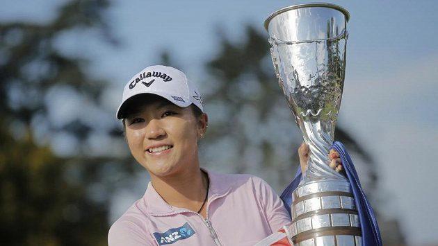 Novozélandská golfistka Lydia Koová se v Evian-Les-Bains stala nejmladší vítězkou turnaje kategorie major v historii.
