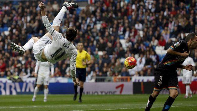 Gareth Bale z Realu, ilustrační snímek