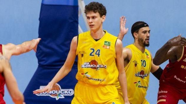 Basketbalisté Olomoucka si poradili s Děčínem (archivní foto)