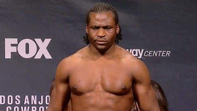Francis N'Gannou, zápasník MMA.