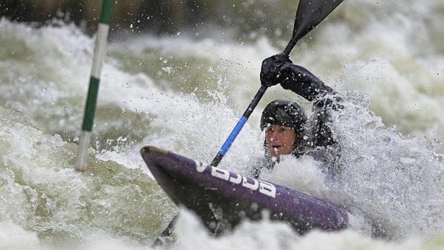 Kateřna Kudějová má našlápnuto na olympiádu.