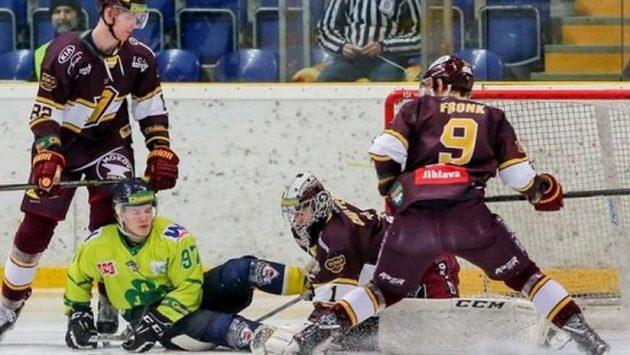 Hokejový Slovan Ústí nad Labem přišel kvůli pandemii koronaviru o významného nového sponzora a vedení klubu zvažuje, že se přesune z první do druhé ligy.