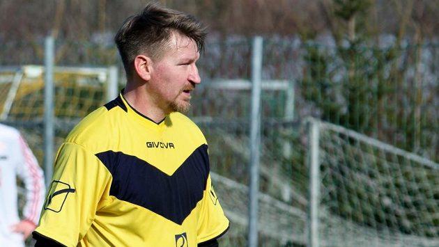 Bývalý reprezentační útočník Marek Heinz.