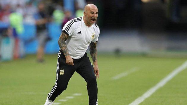 Jorge Sampaoli na lavičce Argentiny skončil.