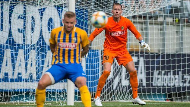 Utkání 1. kola první fotbalové ligy: SK Dynamo České Budějovice - SFC Opava