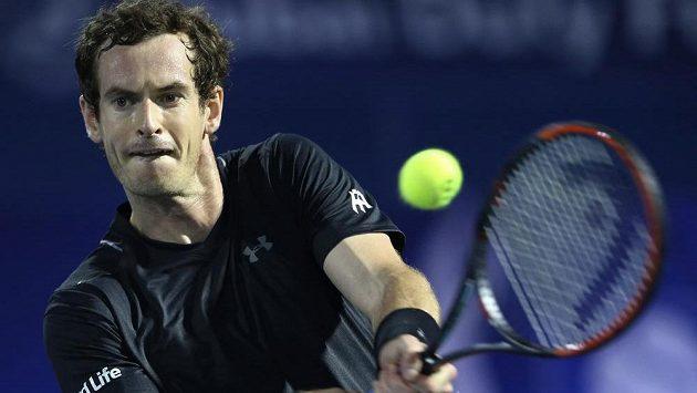 Brit Andy Murray radí pořadatelům turnajů, aby hvězdám po odpykání trestu za doping nedávali divoké karty.