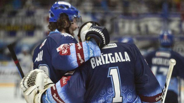 Hokejisté Kladna mají pro rozhodující bitvy nečekaného hrdinu. Brankáře Adama Brízgalu