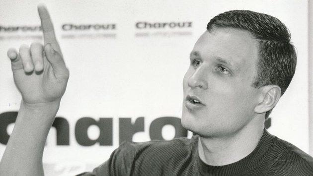 Jiří Zídek se jako první Čech dostal do NBA.