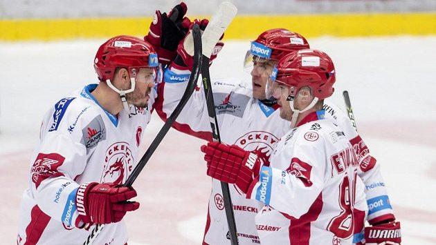Budou se třinečtí hokejisté radovat i po semifinále Ligy mistrů?