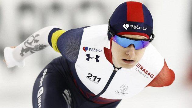 Česká rychlobruslařka Martina Sáblíková si po trojce v Heerenveenu zajistila vítězství ve Světovém poháru na dlouhých tratích.