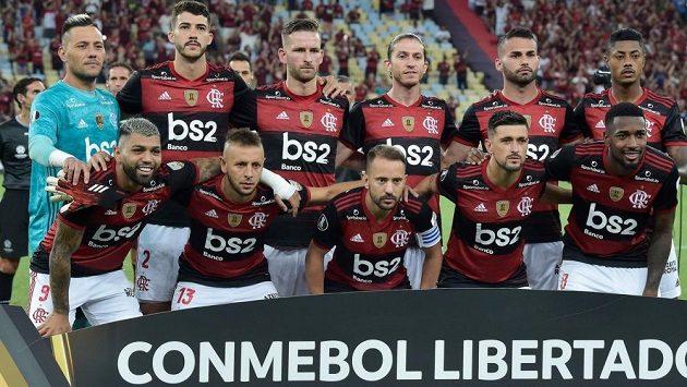 Fotbalisté brazilského Flamenga