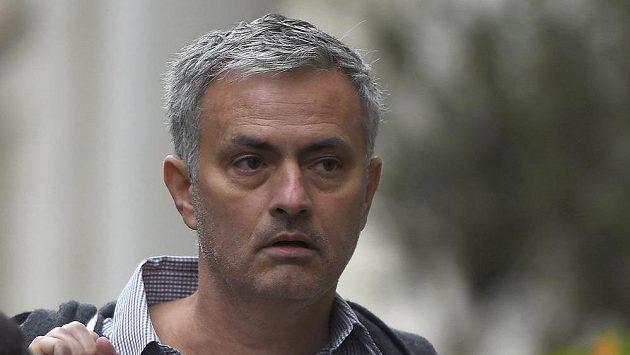 Nový trenér Manchesteru United José Mourinho
