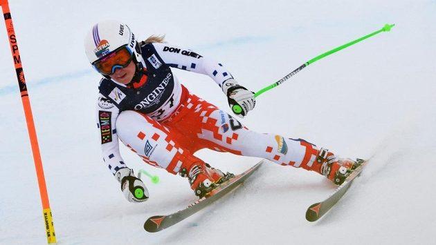 Pro českou sjezdařku Pavlu Klicnarovou skončila olympijská sezóna předčasně.