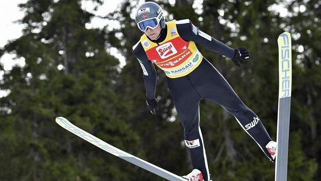 Jarl Magnus Riiber (archivní foto).