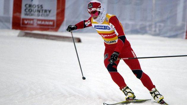 Norská běžkyně Marit Björgenová