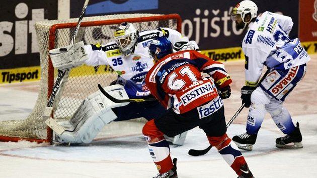 Kluby hokejové extraligy chtějí nového partnera