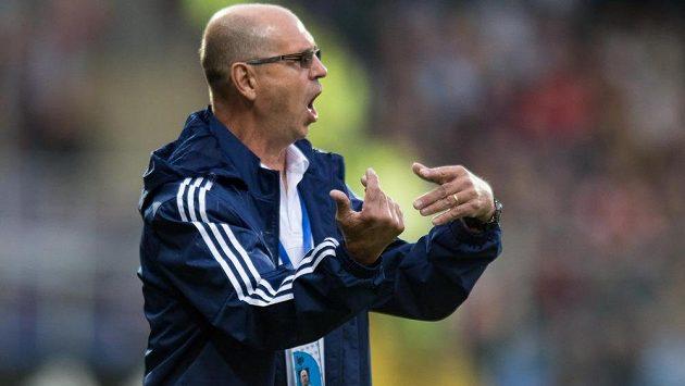 Zlínský trenér Bohumil Páník není spokojený s termínem, kdy jeho tým čeká bitva o Superpohár proti Slovanu Bratislava