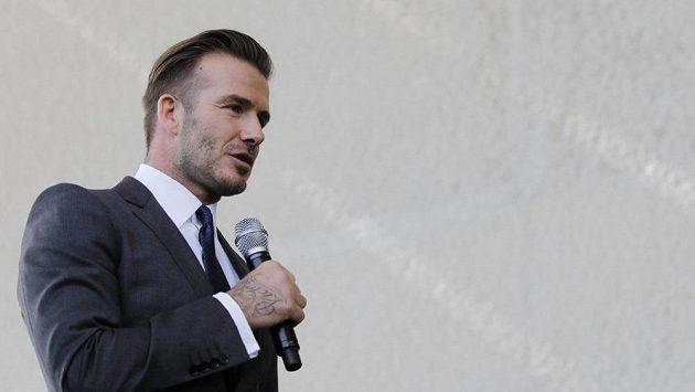 David Beckham v Miami představuje plány na svůj tým v MLS.