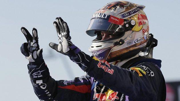Vyhrál jsem osmkrát v řadě - a chci i podeváté. Sebastian Vettel nemá konkurenci...