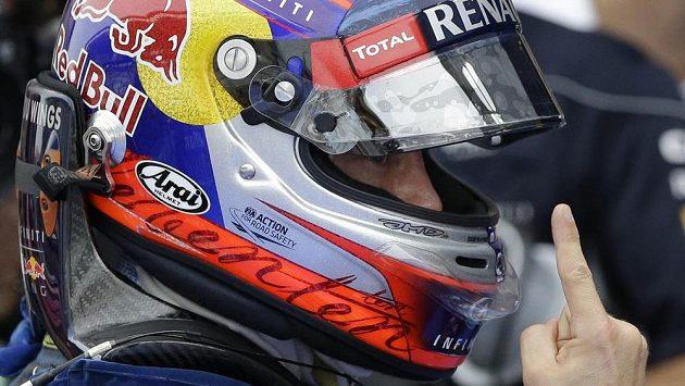 Německý suverén Vettel ovládl i korejskou kvalifikaci na Grand Prix F1.