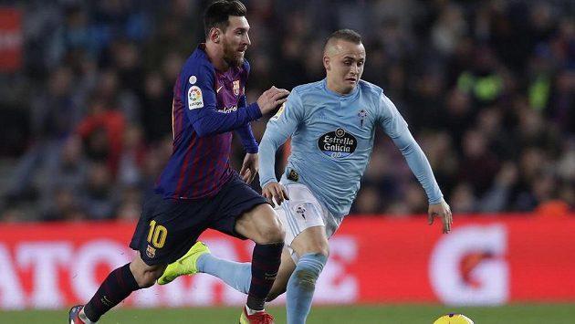 Hvězdný Lionel Messi zase úřadoval v barcelonském dresu. Argentinec vstřelil gól a pomohl katalánskému gigantu k výhře nad Celtou Vigo 2:0.