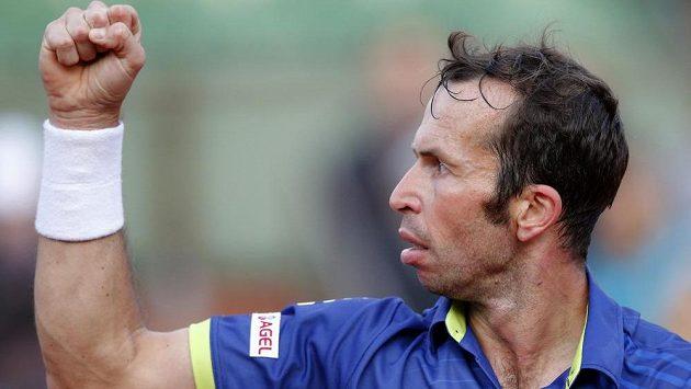 Radek Štěpánek se může v klidu soustředit na 1. kolo Wimbledonu, nemusí totiž do kvalifikace.