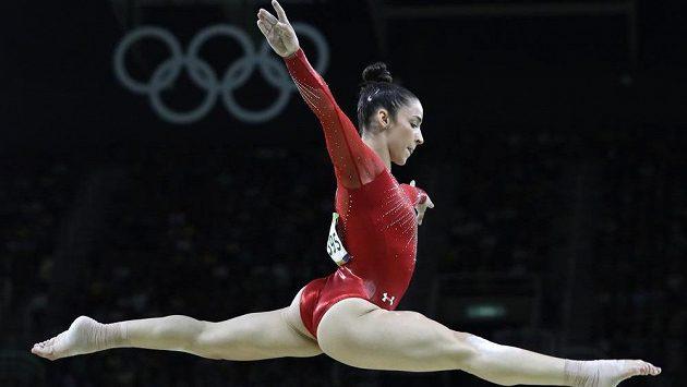 Sportovní gymnastika - ilustrační foto.