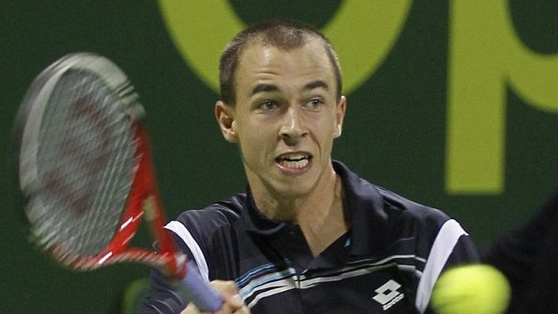 Tenista Lukáš Rosol