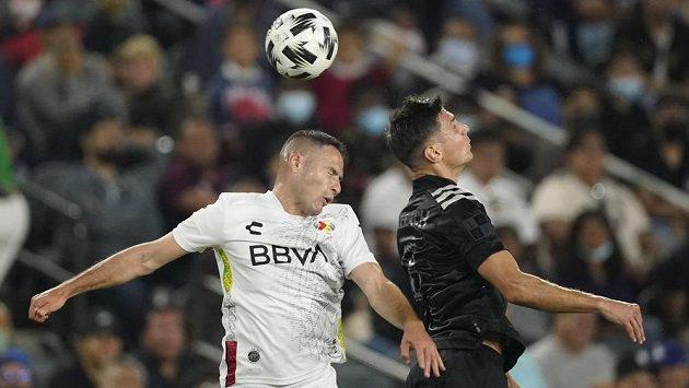 Fotbalisté z MLS vyhráli premiéru Utkání hvězd proti výběru mexické ligy