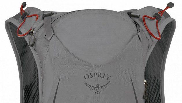 Běžecká vesta/batoh Osprey Duro 6 - silueta šelmy.