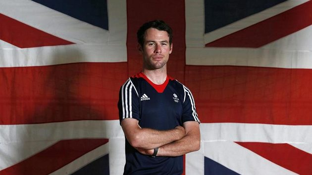 Britský cyklista Mark Cavendish