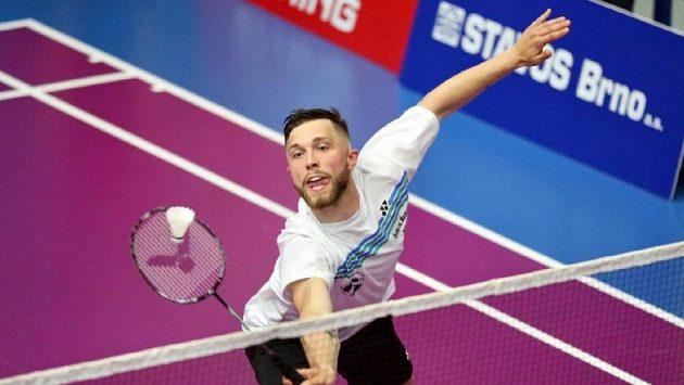 Badmintonista Adam Mendrek končí s tréninkovým drilem v Německu, bude se připravovat v Česku.