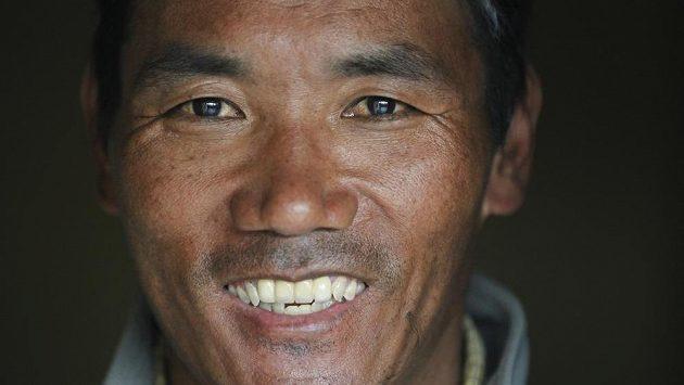 Nepálský šerpa Kami Rita