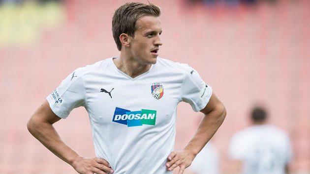 Plzeňský záložník Jan Kopic si za vyloučení v Příbrami nezahraje jedno soutěžní utkání.