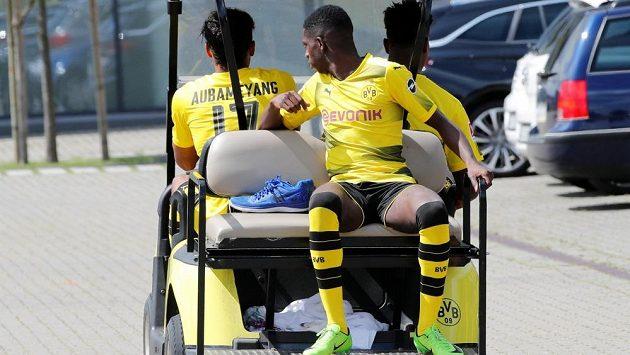 Ousmane Dembele už si možná dres Dortmundu neobleče, zmeškal trénink a byl vyřazen z kádru