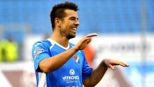 Milan Baroš bude za tři dny v pořádku.