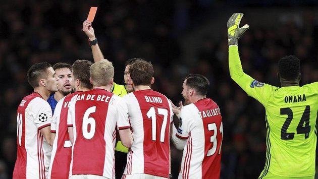 Sestřih zápasu Ligy mistrů Chelsea - Ajax
