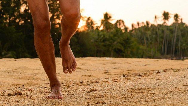 Běh naboso - evolučně vzad, výkonnostně vpřed!