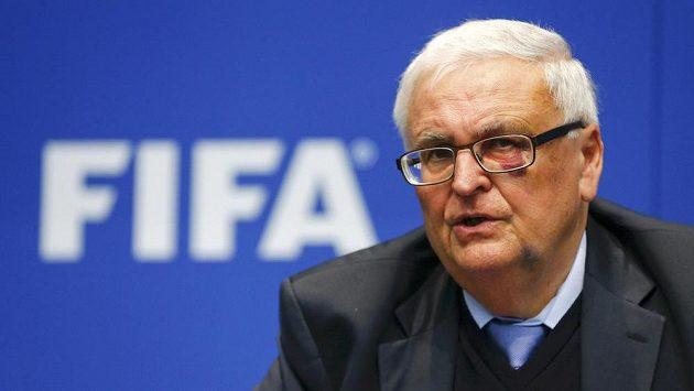 Podezření z korupce čelí i bývalý šéf Německého fotbalového svazu Theo Zwanziger.