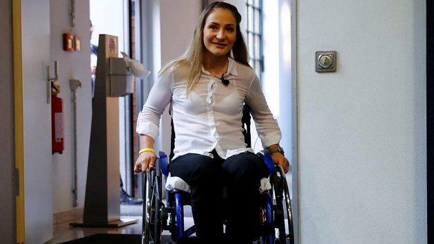 Kristina Vogelová.