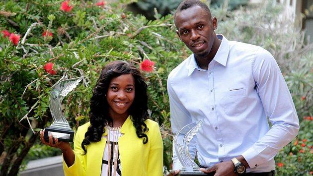 Jamajská esa Shelly-Ann Fraserová-Pryceová a Usain Bolt se sejdou na Zlaté tretře v Ostravě.