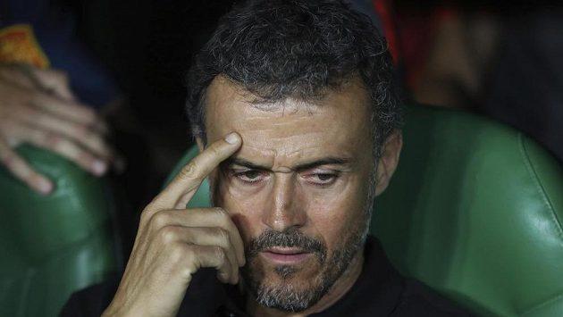 Luis Enrique skončil u španělské reprezentace.