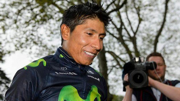 Kolumbijec Nairo Quintana se v letošní sezóně zaměří na Tour de France.